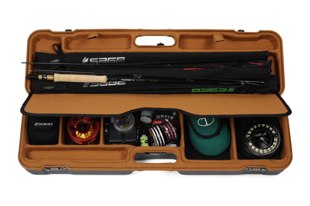 Luxury Fly Fishing Travel Case - 16201LX/5997 by Sea Run Cases - Geared Up